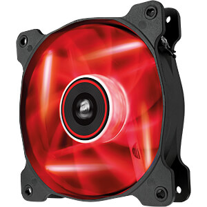 Corsair SP120 Gehäuselüfter, 120 mm, LED rot CORSAIR CO-9050019-WW