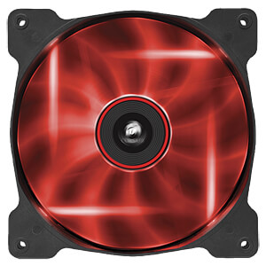 Corsair SP140 Gehäuselüfter, 140 mm, LED rot CORSAIR CO-9050024-WW