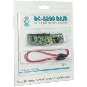 DawiControl DC-5200 RAID controller Blister DAWICONTROL DC-5200 RAID BLISTER