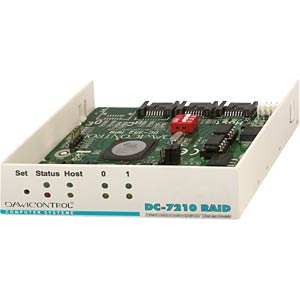 DawiControl DC-7210 RAID controller DAWICONTROL DC-7210 RAID