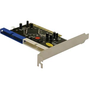PCI Controler 2xIDE intern RAID DELOCK 70098