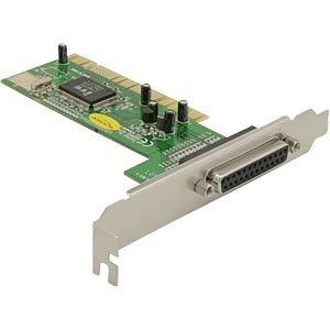 PCI Karte 1x Parallel DELOCK 89015