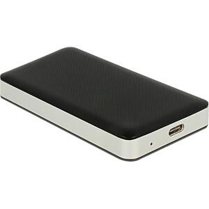 externes M.2 Gehäuse, Key B 42mm / mSATA SSD > USB Typ C DELOCK 42592