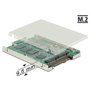 Konverter SATA Express > 2 x M.2 DELOCK 62785