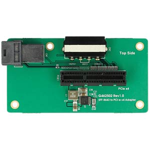 Adapter SFF-8643 > PCIe x4 DELOCK 62788
