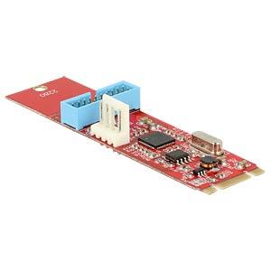 Konverter M.2 Key B+M > 1 x USB 3.0 DELOCK 62842