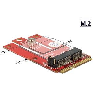 Adapter miniPCIe > M.2 Key E Slot DELOCK 62858