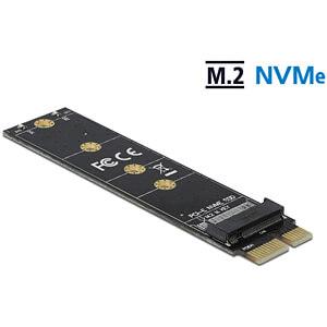 DELOCK 64105 - PCIe x1 > 1 x M.2 Key M NVMe