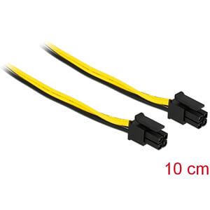 DELOCK 85371 - Kabel Power Micro Fit 3.0 4 Pin Stecker > Stecker 10 cm