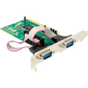 DELOCK 89003 - Delock PCI Karte > 2 x Seriell