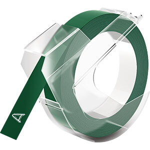Taśma/etykiety do wytłaczarki DYMO 9 mm zielone DYMO S0898160