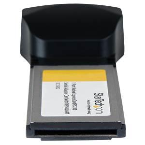 Express Card, 1x seriell RS232, SUB-D STARTECH.COM EC1S952