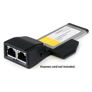 ExpressCard, Adapterrahmen, 54 mm Slot auf 34 mm STARTECH.COM ECBRACKET2