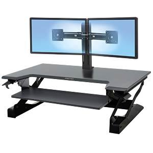 WorkFit-TL, Sitz-Steh-Schreibtisch-Arbeitsplatz ERGOTRON 33-406-085