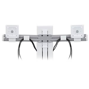 WorkFit-SR, Dual-Monitor, Sitz-Steh-Schreibtisch ERGOTRON 33-407-062