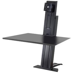 WorkFit-SR, 1 Monitor, Sitz-Steh-Schreibtisch ERGOTRON 33-415-085