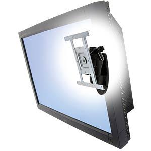 TV Wandhalterung, neigbar, schwenkbar, bis 42schwarz / silber ERGOTRON 45-269-009