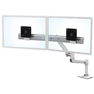 Monitor Halter LX Dual Direct, 2 Displays, Tischmontage ERGOTRON 45-489-216