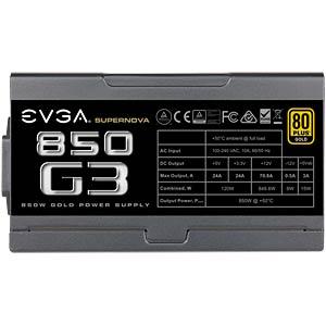 EVGA SuperNOVA G3 850W EVGA 220-G3-0850-X2