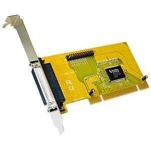 Exsys 2port parallel Karte EPP/ECP 32-bit PCI EXSYS EX-41012