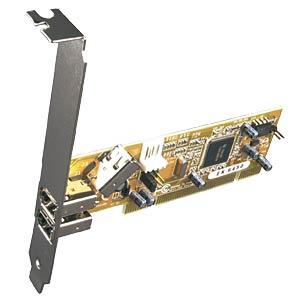 EXSYS EX-6450 - PCI-Karte 3 Port 1394a Firewire