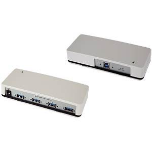 USB 3.0/3.1 HUB mit 4 Ports EXSYS EX-1182VIS