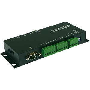 Ethernet to RS-232/422/485/DIO gateway EXSYS EX-6010