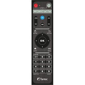 Android Smart TV Media Player 4K HDR FANTEC 1827