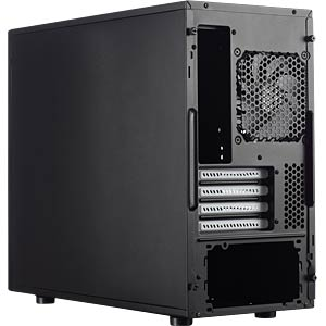 Fractal Design Mini-Tower Core 1300, schwarz FRACTAL DESIGN FD-CA-CORE-1300-BL