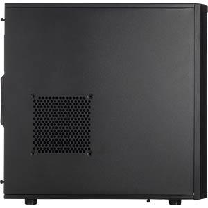 Fractal Design Midi-Tower Core 2300, schwarz FRACTAL DESIGN FD-CA-CORE-2300-BL