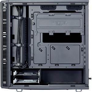 Fractal Design Mini-Tower Define C, Sichtfenster FRACTAL DESIGN FD-CA-DEF-MINI-C-BK-W