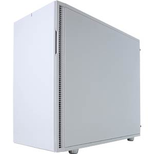 Fractal Design Midi-Tower Define R5 weiß FRACTAL DESIGN FD-CA-DEF-R5-WT