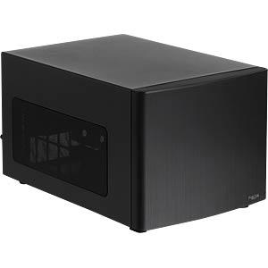 Fractal Design Mini-Tower Node 304, schwarz FRACTAL DESIGN FD-CA-NODE-304-BL