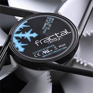 Fractal Design Gehäuselüfter Dynamic GP-12, 120 mm FRACTAL DESIGN FD-FAN-DYN-GP12-WT