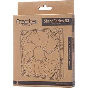Fractal Design Gehäuselüfter Silent Series R3, 140 mm FRACTAL DESIGN FD-FAN-SSR3-140-WT