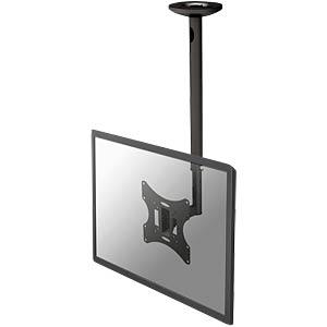 TV Deckenhalter, neigbar, schwenkbar, 10- 40, schwarz NEWSTAR FPMA-C060BLACK