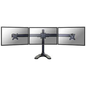 Monitor Halter, 3 Displays, Tischmontage NEWSTAR FPMA-D700DD3