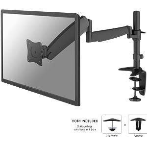 Monitor Halter, 1 Display, Tischmontage NEWSTAR FPMA-D950BLACK