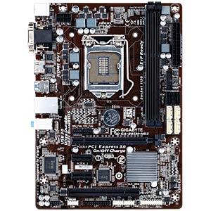 1150 Gigabyte mainboard socket GIGABYTE GA-B85M-HD3