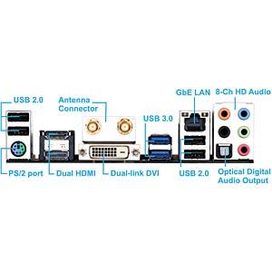 Gigabyte GA-F2A88XN-WIFI (FM2+) GIGABYTE GA-F2A88XN-WIFI