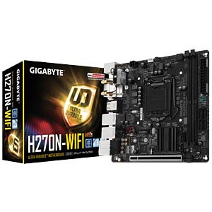 Gigabyte GA-H270N-WIFI (1151) GIGABYTE GA-H270N-WIFI