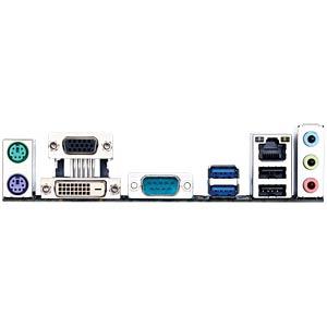 1150 Gigabyte mainboard socket GIGABYTE GA-H81M-S2PV
