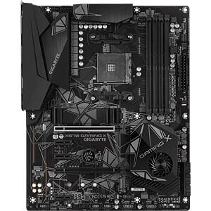 GA X570 GAMING X - Gigabyte X570 Gaming X (AM4)