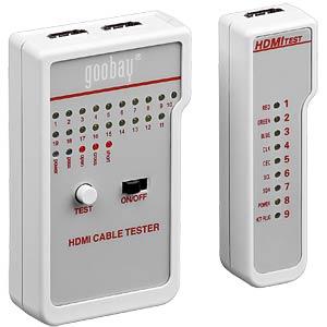HDMI-Leitungstester GOOBAY 31961