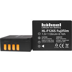Akku, Digitalkamera, kompatibel, 1070 mAh, Fujifilm HÄHNEL HL-F126