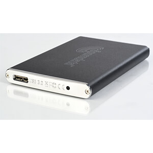 External 2.5 SATA enclosure, USB 3.0, black, with status LED NONAME HDEXXU3-240