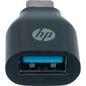 HP Adapter - USB-C auf USB A HEWLETT PACKARD 2UX20AA#ABB