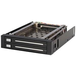 2x 2.5 SATA Hot Swap Wechselrahmen STARTECH.COM HSB220SAT25B