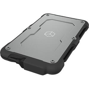 Externes Gehäuse 2,5 SATA HDD USB 3.1 IP66 ICYBOX 60380