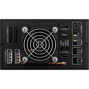 Internes RAID 2x 3,5 HDD + 1x 2,5 HDD/SSD ICYBOX IB-iR3521